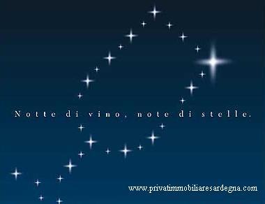 calici sotto le stelle sennori